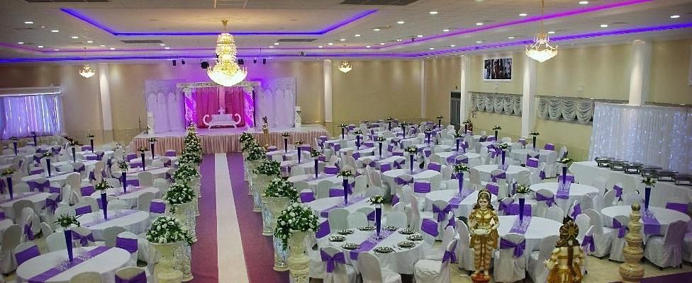3 id es pour d corer votre salle de r ception d un mariage - Decoration de salle de mariage pas cher ...