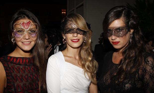 Robe theme bal masque